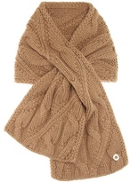 Loro Piana Chevril Baby Cashmere Knitted Scarf