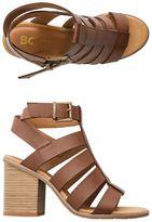 BC Footwear Bc Munchkin Caged Heel