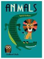 Penguin Random House Animals Book