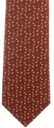 Charvet Jacquard Silk Tie