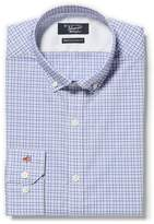 Original Penguin Ocean Mango Plaid Dress Shirt