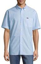 Façonnable Casual Button-Down Cotton Shirt