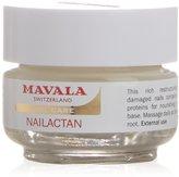 Mavala Nailactan Nutritive Nail Cream for Damaged Nails, Tarro, 0.5 Ounce, U-C-1185