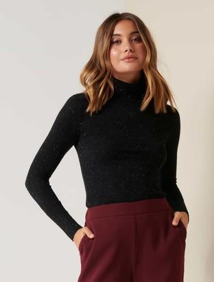 Ever New Angeline Metallic Sweater