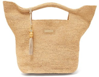 Heidi Klein Grace Bay Large Basket Bag - Womens - Beige
