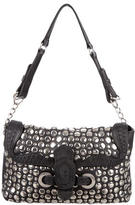 Sonia Rykiel Studded Shoulder Bag