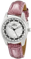 Invicta Women's 17096-2 Specialty Analog Display Japanese Quartz Purple Watch