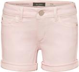 DL1961 Premium Denim Girl's Piper Cuffed Shorts, Size 7-16