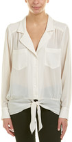 Nanette Lepore Heat The Night Top
