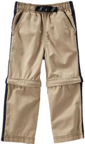 Osh Kosh Zip-Off Convertible Canvas Pants