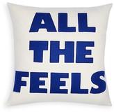 "Alexandra Ferguson All The Feels Decorative Pillow, 16"" x 16"" - 100% Exclusive"