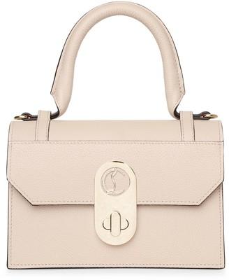 Christian Louboutin Elisa top handle pearl bag