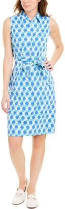 J.Mclaughlin Catalina Cloth Shift Dress