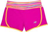 New Balance Knit Running Shorts - Girls 7-16