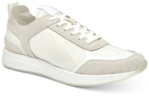 Calvin Klein Men's Delbert Translucent Sneakers Men's Shoes