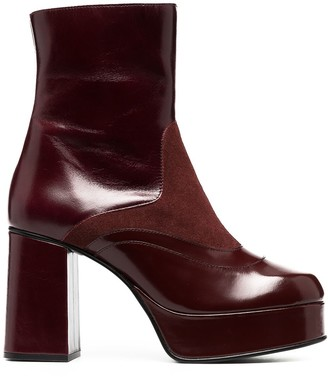 See by Chloe Julia short boots