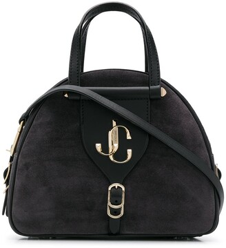 Jimmy Choo small Varenne Bowling bag