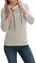 Smartwool Sky Pond Hoodie - Merino Wool, 3/4 Sleeve (For Women)