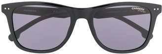 Carrera Rectangle Frame Sunglasses
