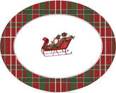 Lenox Vintage Plaid TM Platter