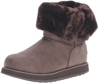Skechers Keepsakes Leatherette Women's Without Lining Mid-Calf Boots