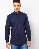 D&G Shirt Plain Poplin