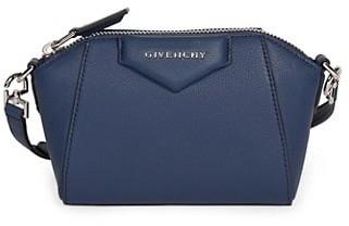 Givenchy Nano Antigona Leather Crossbody Bag