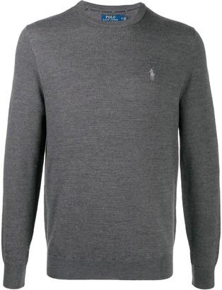 Polo Ralph Lauren Textured Wool Jumper