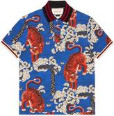 Gucci Stretch cotton polo shirt