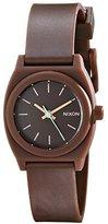 Nixon Women's A425400 Small Time Teller P Watch