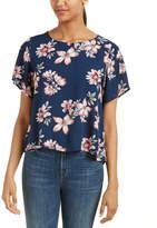 Alythea Floral Top