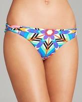 Mara Hoffman Kites Basket Weave Bikini Bottom
