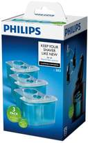 Philips SmartClean Replacement Cleaning Cartridges JC303/50 3 pack