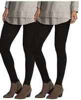 Felina Legging Velvety Super Soft LightWeight By 2 Pack New Arrival