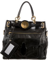 Balenciaga Lune Leather Tote