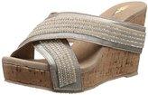 Volatile Women's Blissy Wedge Sandal