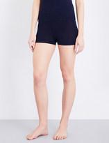 La Perla New Silk Soul stretch-silk shorts