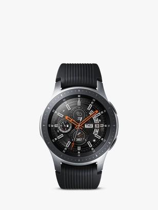 Samsung Galaxy Watch, 4G Cellular, 46mm, Silver / Black