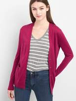 Gap Merino wool V-neck cardigan