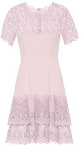 Jonathan Simkhai Lace-paneled dress
