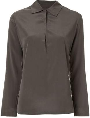 Zambesi Slate placket shirt