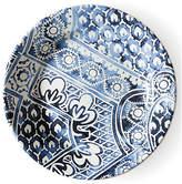 Ralph Lauren Home Cote D'Azur Batik Salad Plate - Navy/White