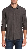 Billy Reid Men's Kirby Slim Fit Jacquard Sport Shirt