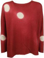 F Cashmere Boat Neck Sweater
