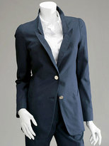 Seamed Classic Jacket