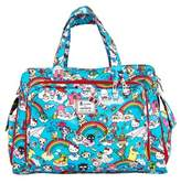 Ju-Ju-Be x tokidoki for Hello Sanrio Rainbow Dreams Be Prepared Diaper Tote