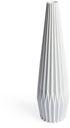 Hands On Design Pliage tall vase