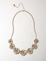 White Stuff Polly floral necklace
