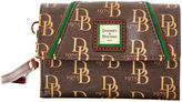 Dooney & Bourke Sutton Medium Wristlet Clutch