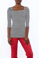 Umgee USA Nautical Stripes Tee